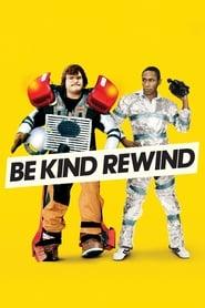 Poster Be Kind Rewind 2008