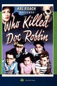 Who Killed Doc Robbin? 1948