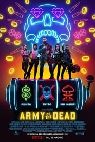 Poster Army of the Dead 2021