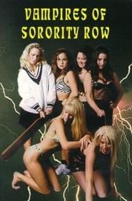 Poster Vampires of Sorority Row 1999
