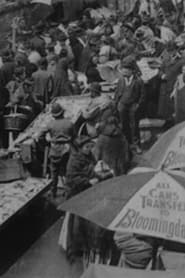 New York City 'Ghetto' Fish Market 1903