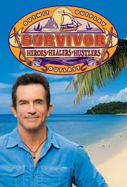 Poster Survivor - Ghost Island 2020