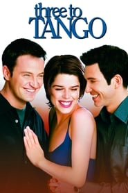 Poster for Three to Tango