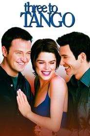 Poster Three to Tango 1999