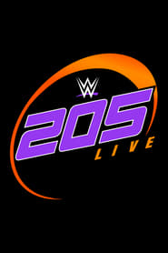 Poster WWE 205 Live 2020