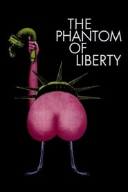 Poster The Phantom of Liberty 1974