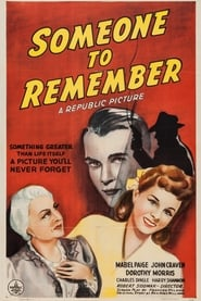 Someone to Remember 1943