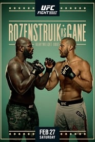 UFC Fight Night 186: Rozenstruik vs. Gane (2021)