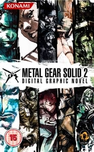 Metal Gear Solid 2: Sons of Liberty Digital Graphic Novel