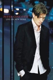 Peter Cincotti Live In New York