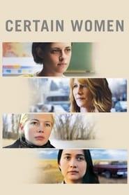 Poster Certain Women 2016