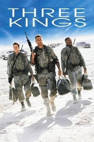 Poster Three Kings 1999