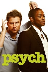serie tv simili a Psych
