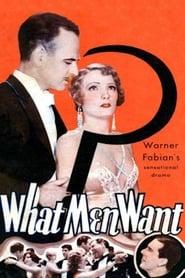 What Men Want 1930