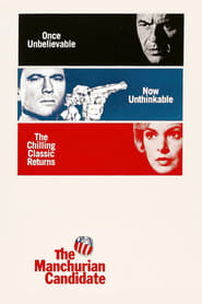 Poster The Manchurian Candidate 1962