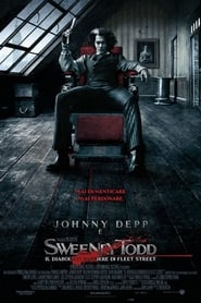 Sweeney Todd – Il diabolico barbiere di Fleet Street streaming hd