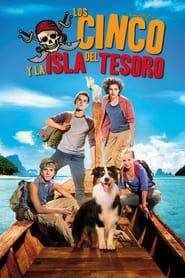 Los cinco y la isla del tesoro (2014)