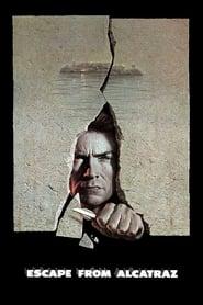 Poster Escape From Alcatraz 1979