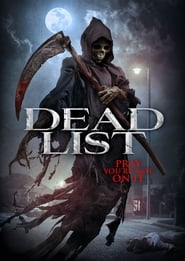 Dead List (2018) Watch Online Free