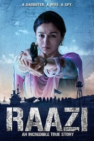 Raazi 2018 720p Hindi HDRip x264