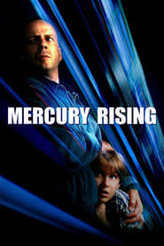 Poster Mercury Rising 1998