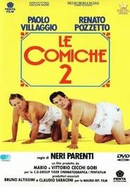 Poster The Comics 2 1991
