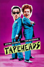 Poster Tapeheads 1988