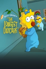 Poster Maggie Simpson in The Longest Daycare 2012