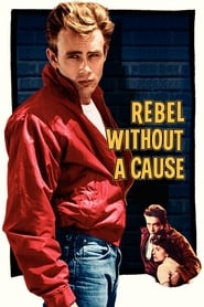 Poster Rebel Without a Cause 1955