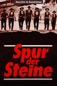 DVD cover image for Spur der Steine The trace of stones