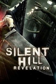 Poster for Silent Hill: Revelation 3D