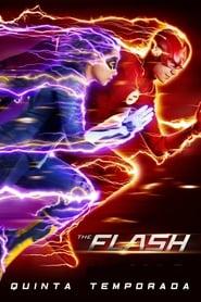 Poster de The Flash S05E22