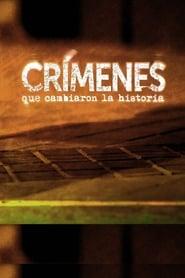 Poster Crímenes que cambiaron la historia 2019