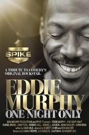 Poster Eddie Murphy: One Night Only 2012