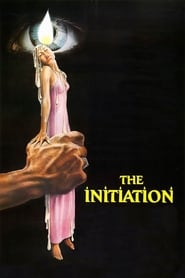 Poster The Initiation 1984
