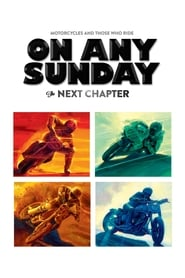 Poster for On Any Sunday: The Next Chapter