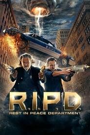 Poster R.I.P.D. 2013