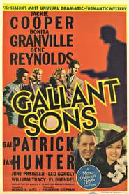 Gallant Sons 1940