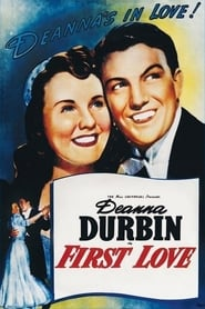 Poster First Love 1939