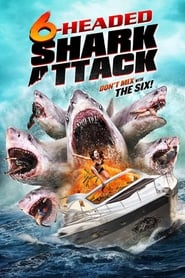 Poster 6-Headed Shark Attack