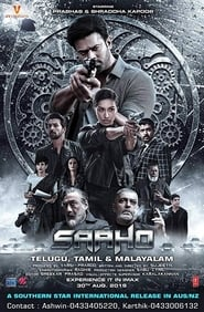 Saaho (2019) Hindi Full Movie 480p And 720p WebRip Print