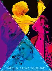 Taemin Arena Tour 2019  X™ 2019