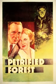 Poster The Petrified Forest 1936