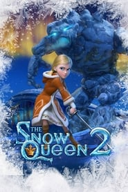 The Snow Queen 2: Refreeze (2014) Hindi Dubbed