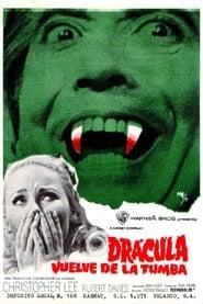 Drácula vuelve de la tumba