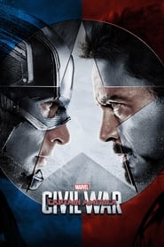 Captain America : Civil War (2016) Film HD
