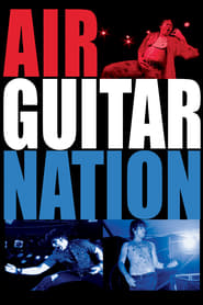 Poster for Air Guitar Nation