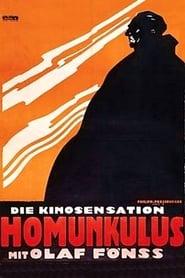 Die Rache des Homunculus 1916