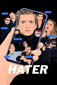 Poster The Hater 2020