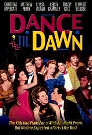 Poster Dance 'Til Dawn 1988
